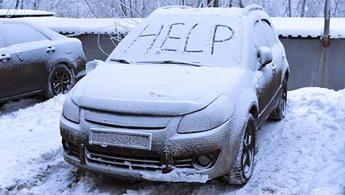Preventing & Treating Car Malfunctions Caused By Freezing